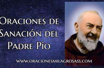 Rezos de sanación del Padre Pio