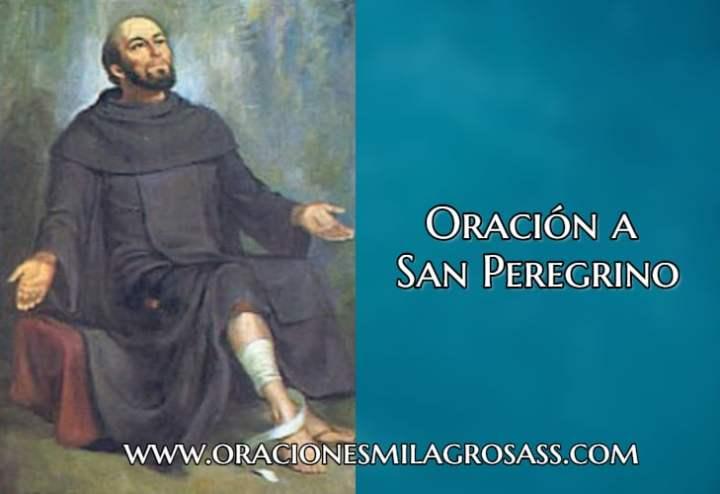 Plegarias a San Peregrino