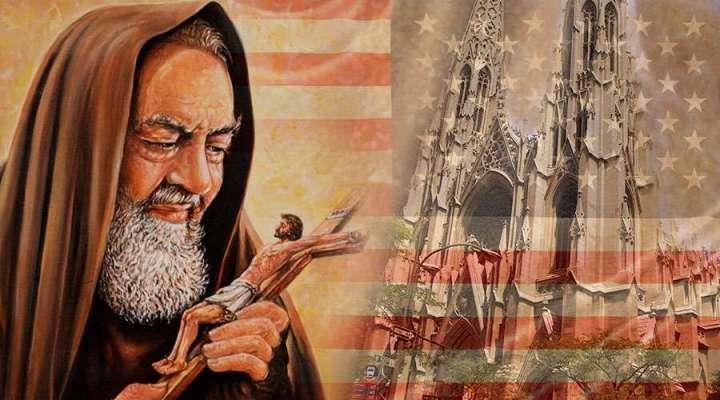 Oración a santo padre Pio