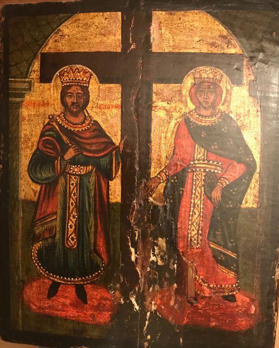 Oración San Constantino y Santa Elena