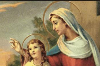 Oración a Santa Ana, madre María