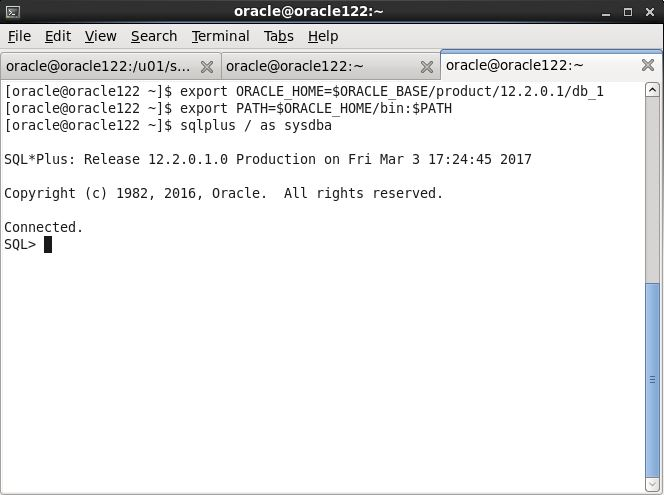Oracle Database 12c Release 2 (12 2) Installation On Redhat Linux 6