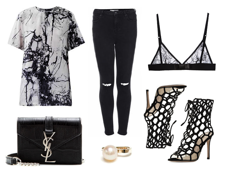 Outfit-Marble