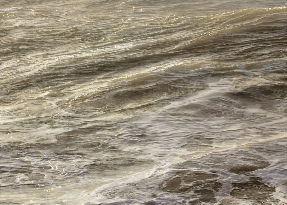 ran ortner, seascapes artist, art, sea, realism, oracle fox,