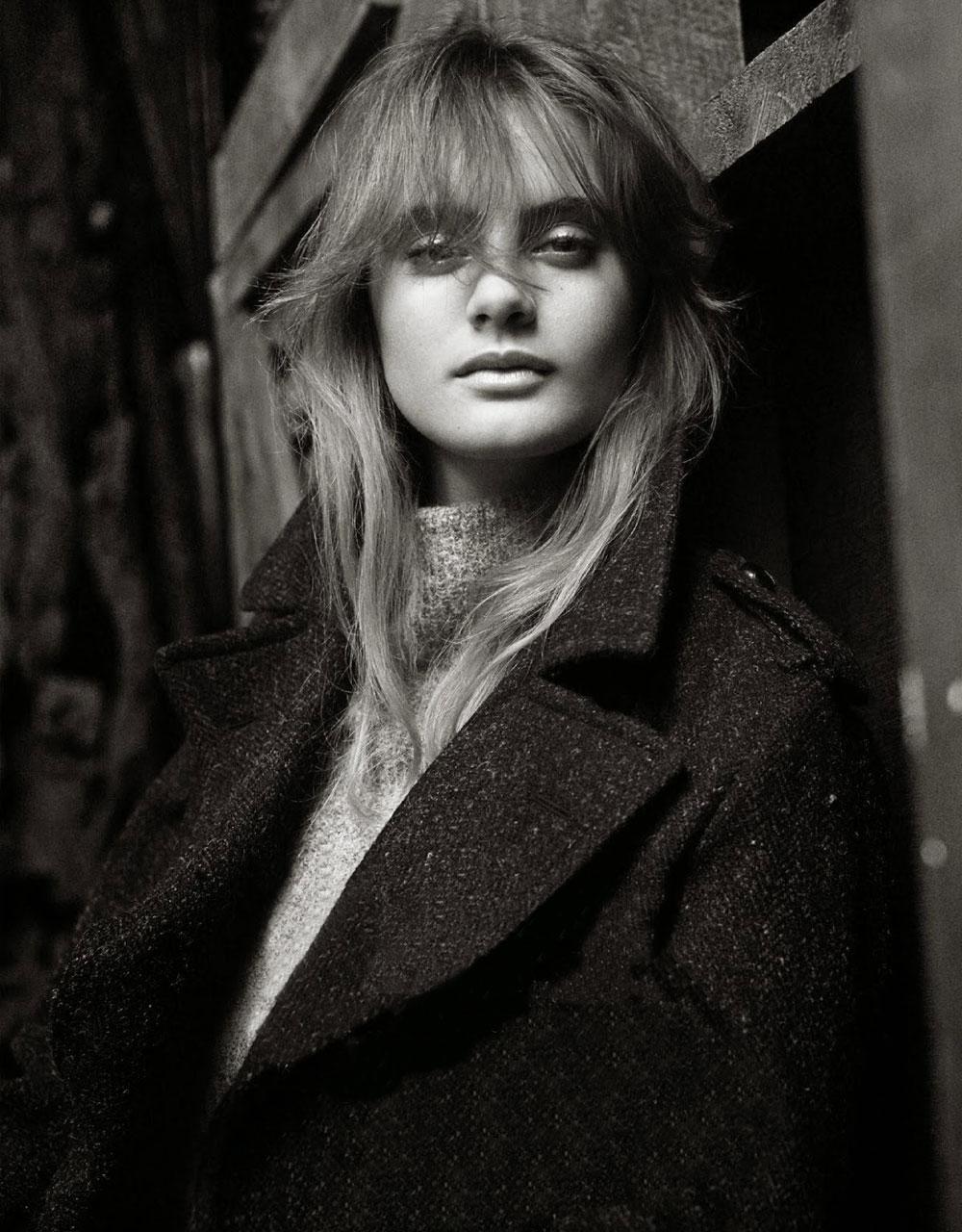 Oracle, Fox, Violoette, D-Urso, Scott, Trindle, Miss, Vogue, Paris, Industrial, Androgynous, Fashion, Editorial,