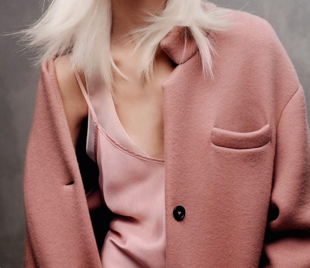 pink, blush, photography, art, inspiration, fashion, runway, editorial, models, tumblr, purienne, vogue magazine