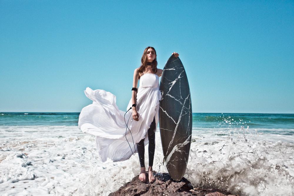 noam frost, oracle fox journal, abysse, wetsuit, bikini, lottie hall, alexander wang surfboard, swimwear, surfboard, scuba tank, amanda shadforth, photographer, stylist