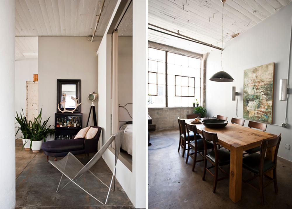 Oracle, Fox, Sunday, Sanctuary, Brooklyn, Loft, Apartment, Bright, Light, Dining, Table