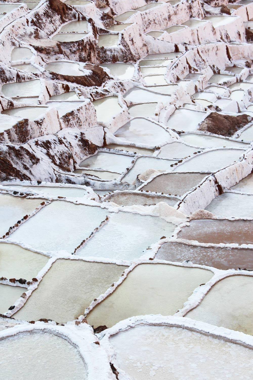 Oracle, Fox, Sunday, Sanctuary, White, Salt, Baths, Peru, White, Landscape