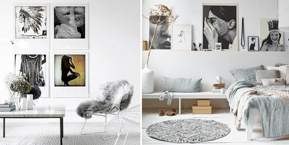 Oracle, Fox, Sunday, Sanctuary, Art, Wall, Gallery, Wall, Interior, Picture, Wall, Kate, Moss
