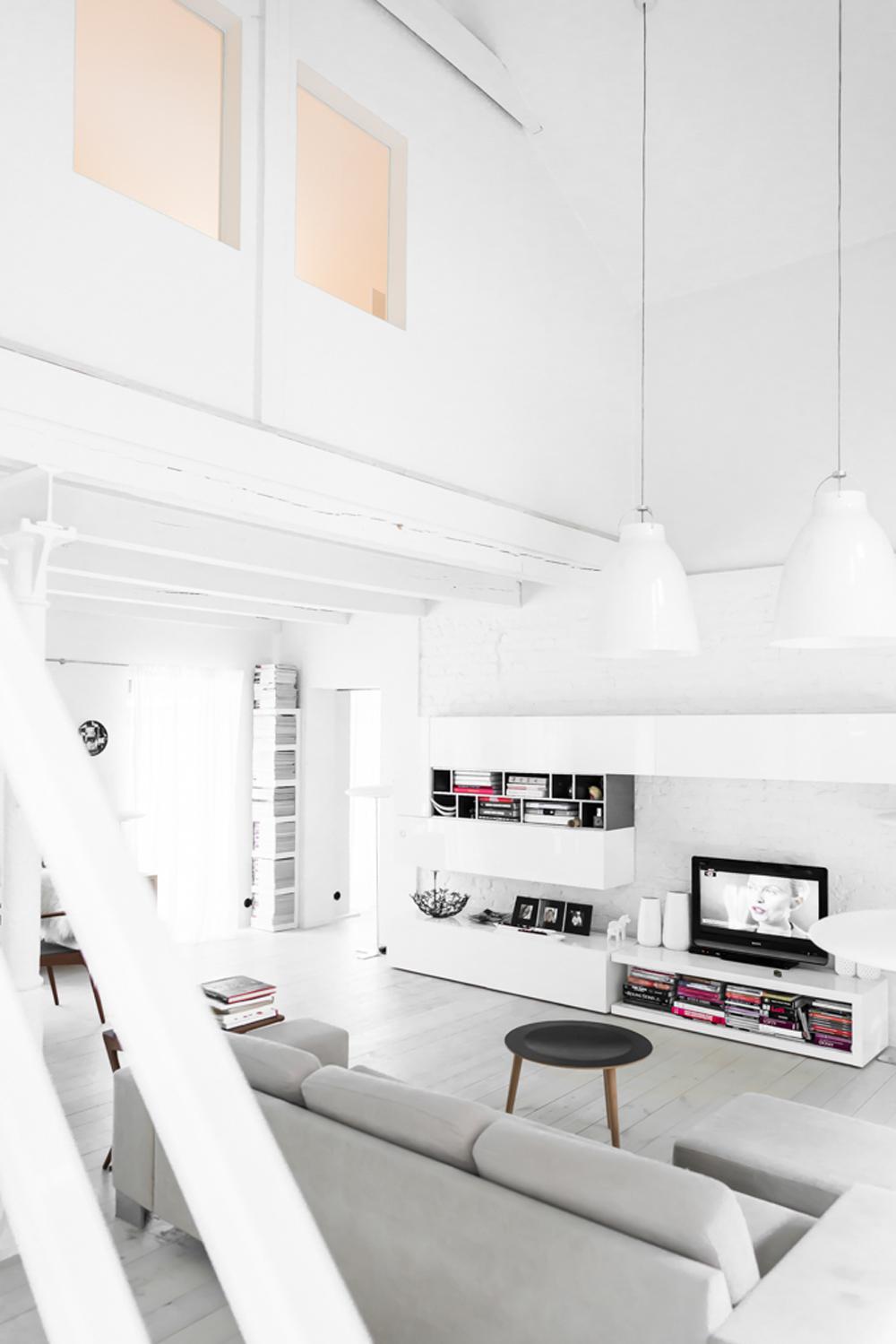Oracle, Fox, Sunday, Sanctuary, Polish, Farmhouse, White, Minimalist, Interior, Indoor, Plants, Scandinavian, Style, Living, Danish, Furniture, Living Room