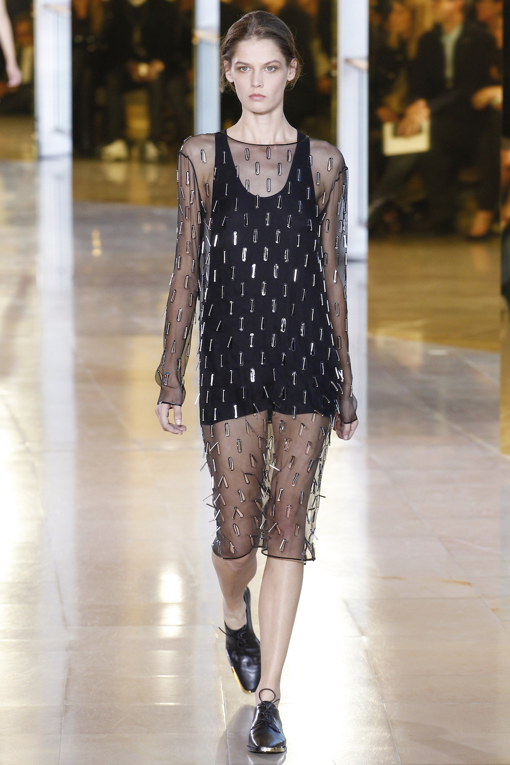 silver-anthony-vaccarello-spring-2016-ss16-runway-oracle-fox