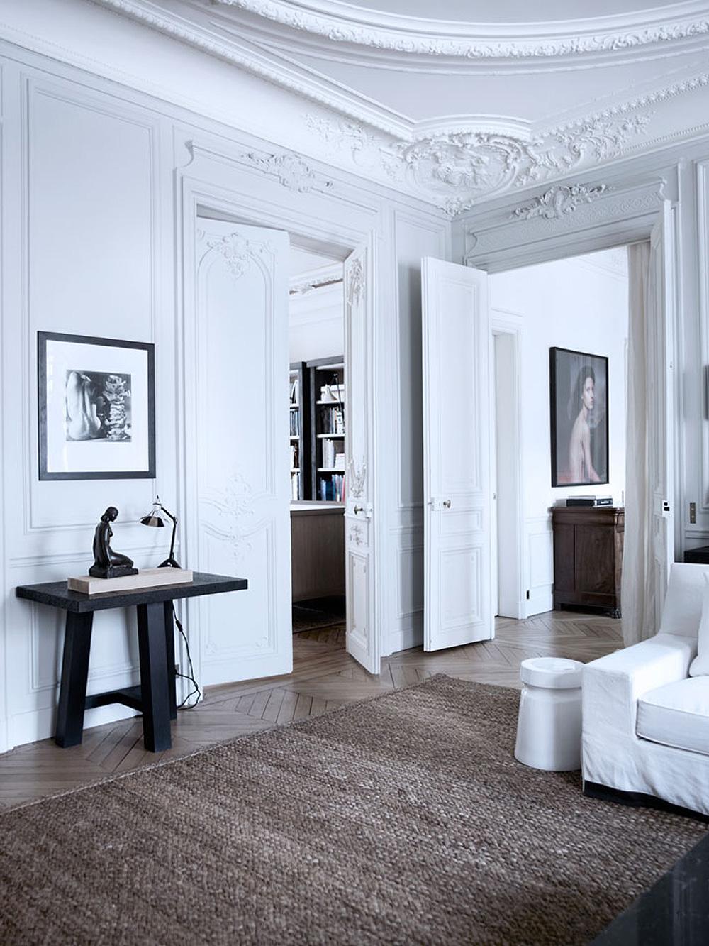 Oracle, Fox, Sunday, Sanctuary, Paris, Apartment, Tour, Art, Interior, Gallery