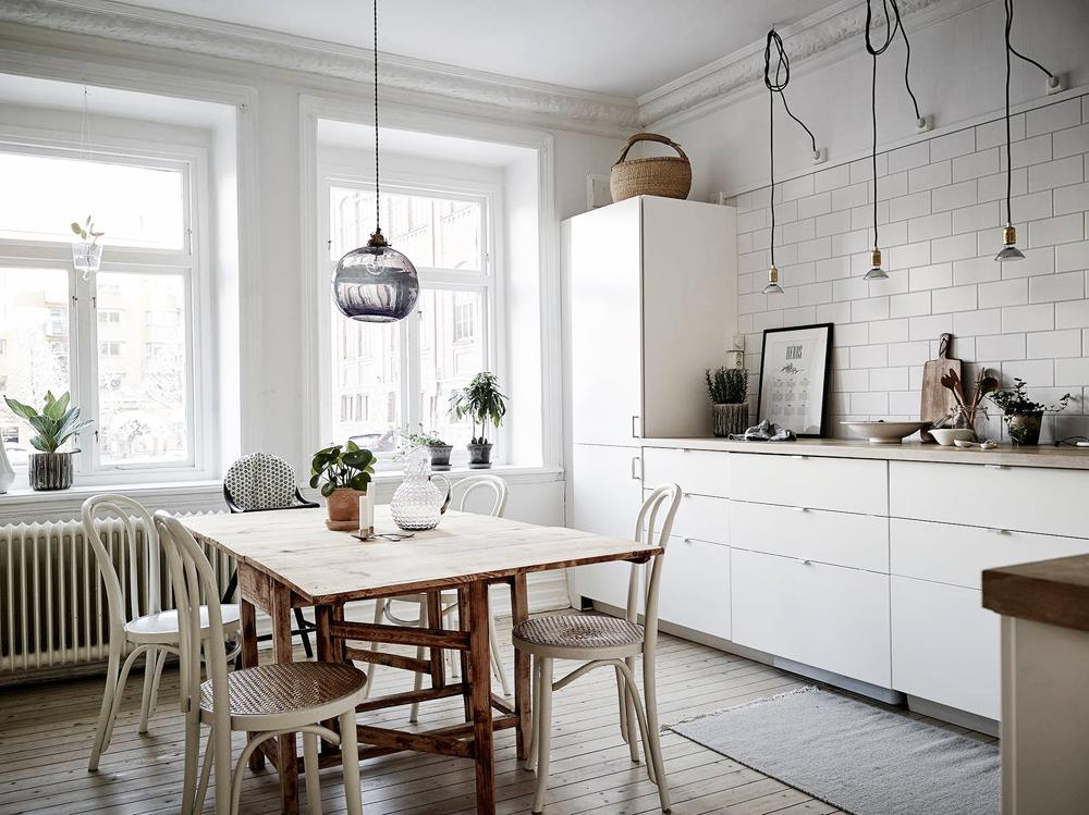 Oracle, Fox, Sunday, Sanctuary, Detail, Oriented, Black, and, white, Scandinavian, Interior, kitchen, Minimalism