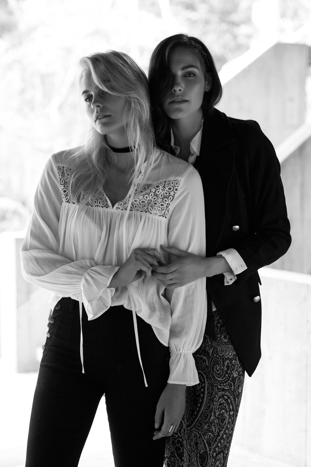 Taylah Roberts, Lola Van Horst, H&M, H&M Campaign, Fall In Love, H&M Clothes, Amanda Shadforth, Oracle Fox, Autumn Winter, AW
