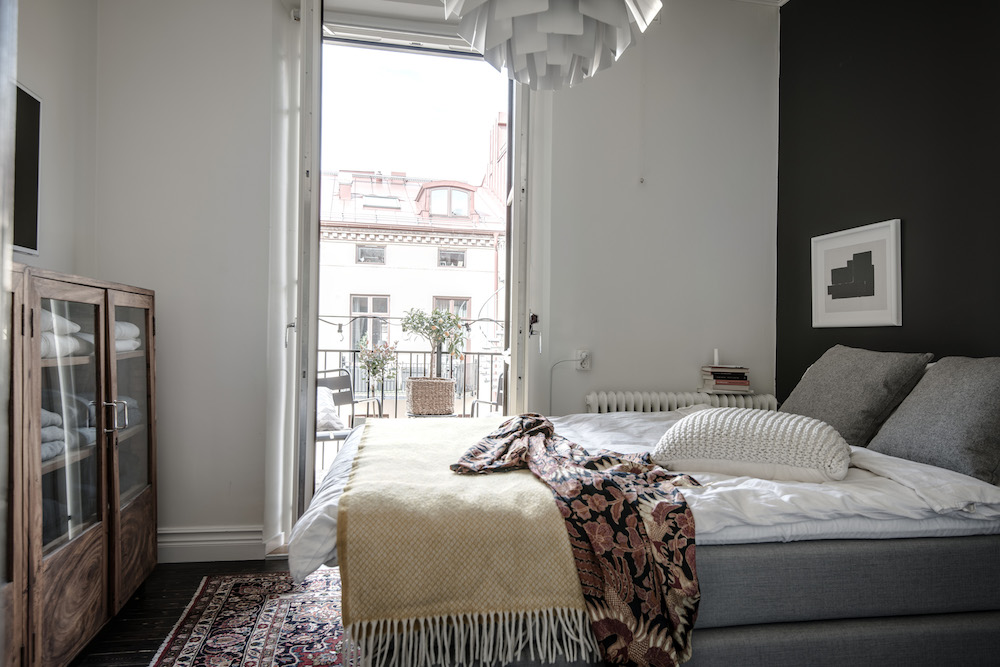 Emma Hos, Karl Gustavsgatan, interiors, apartment, sunday sanctuary, oracle fox