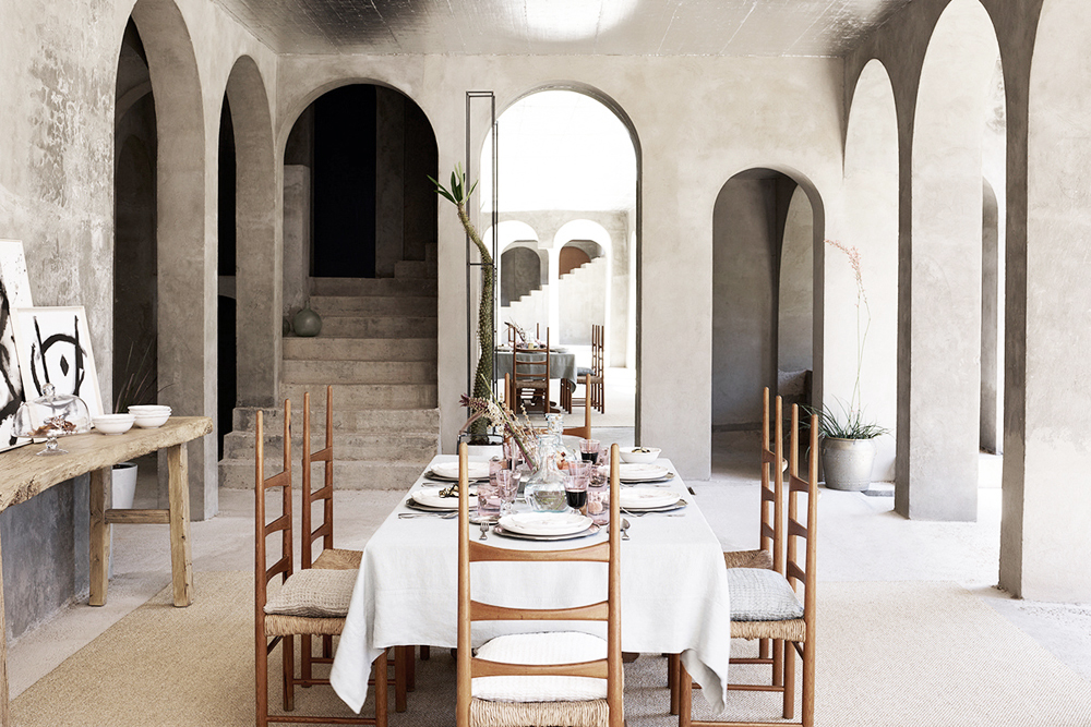 Zara Home, AW16, Campaign, Interiors, Home, Inspiration, Francoise Halard, Sunday Sanctuary, Oracle Fox