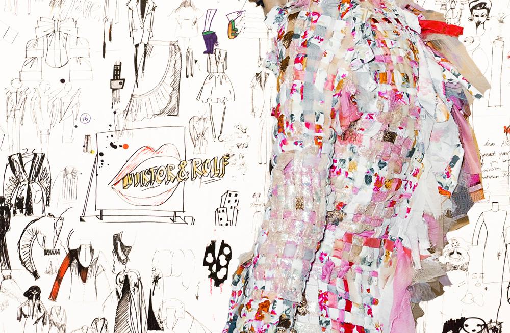 Viktor & Rolf, Viktor & Rolf Exhibition, Viktor & Rolf Perfume, Viktor & Rolf Flowerbomb, NGV, Viktor & Rolf Couture, NGV Exhibition, Nation Gallery Of Victoria, Amanda Shadforth, Oracle Fox