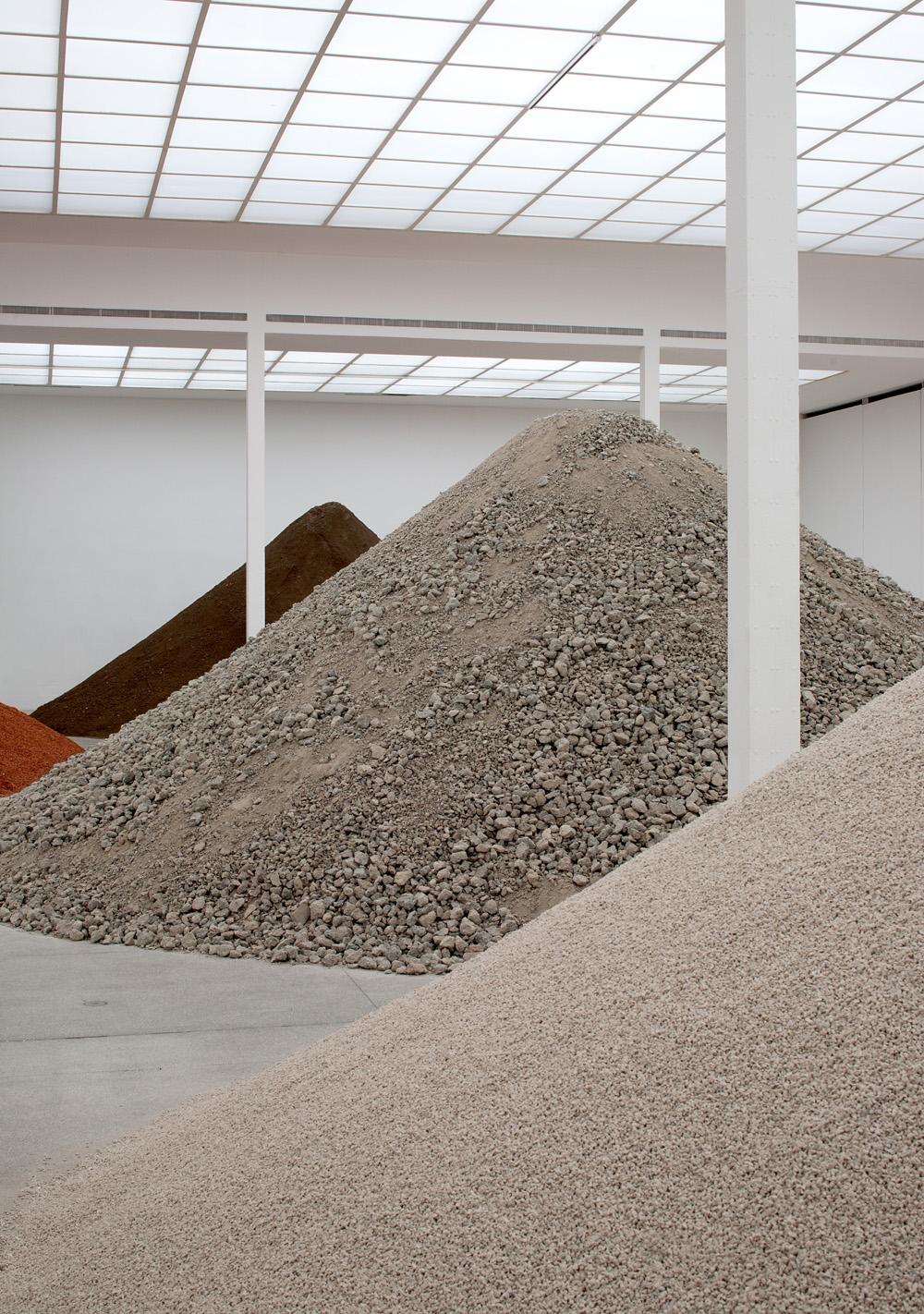 Lara Almarcegui, Secession, Art, installation, inspiration, oracle fox
