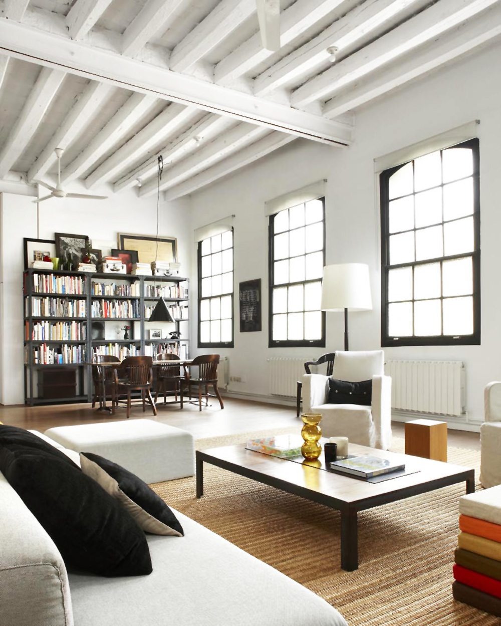 New York, Loft, Interior, Inspiration, Sunday Sanctuary, Oracle Fox