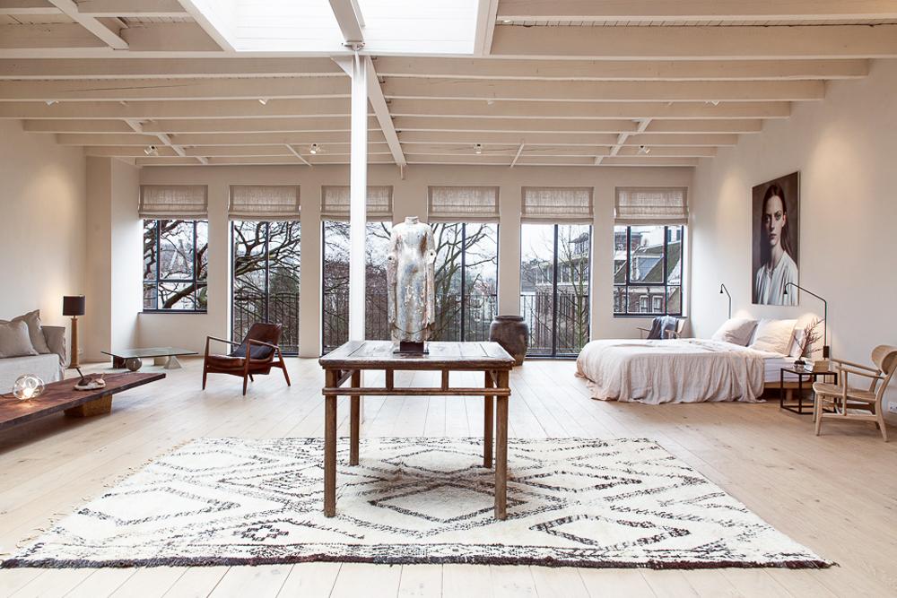 enter the loft, loft, interiors, interiors tour, apartment, miss bare, industrial, sunday sanctuary, home, inspiration