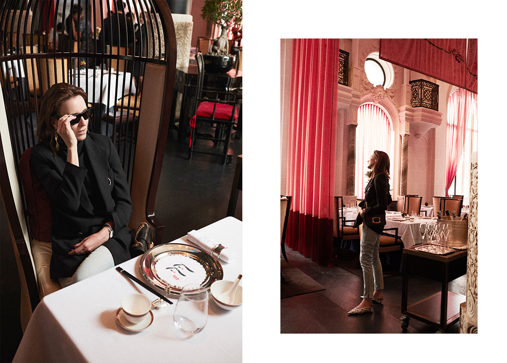 Photo, Diary, Paris, The, Peninsula, Hotel, Paris, Fashion, Week, Oracle, Fox, Amanda, Shadforth