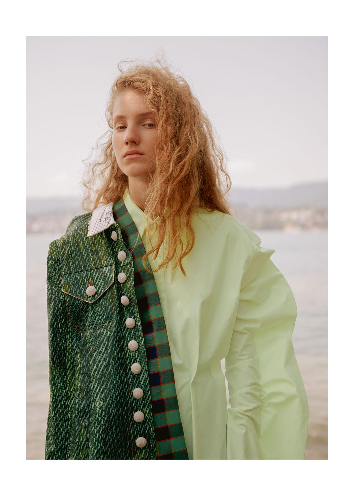 Oracle, Fox, Journal, The, Art of, Picnic, Editorial, Fashion, Noémi Ottilia Szabo