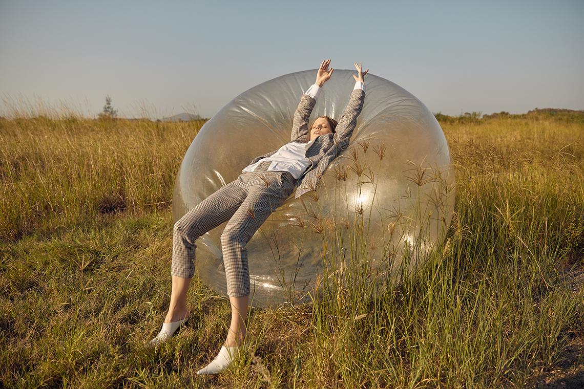 Amanda Shadforth, T-shirts, Balenciaga, Ellery, Photography, Photographer, Max Mara