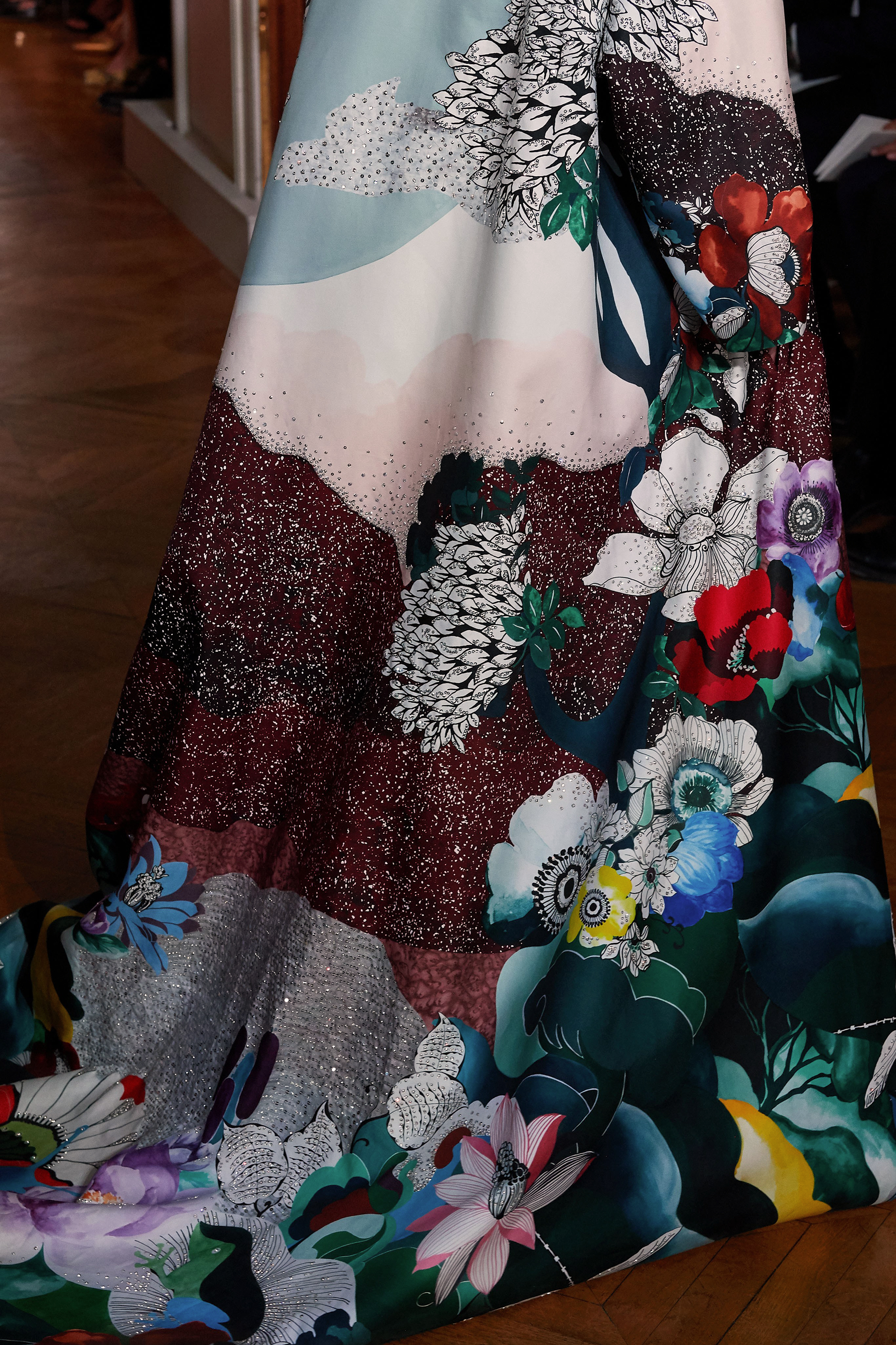 Fall 19, Couture, Paris, Fashion, Week, Valentino, Oracle, Fox