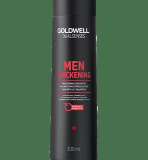Mens thickening shampoo