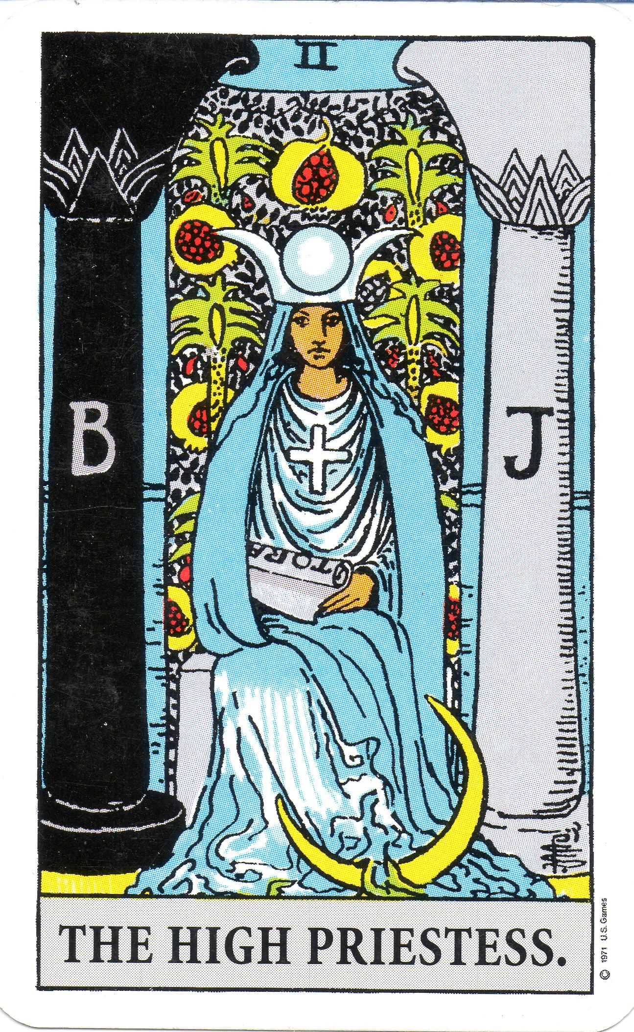 Messages from the High Priestess - The Oracle of Los Angeles