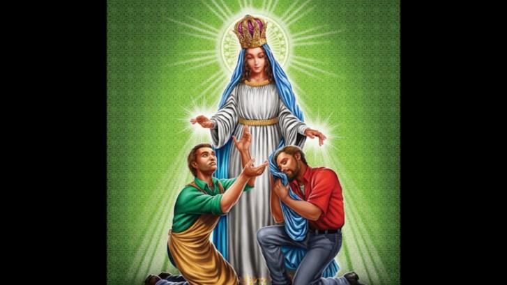 nossa senhora do trabalho 1024x576 - Oração Para Causas Urgentes - Nossa Senhora do Trabalho
