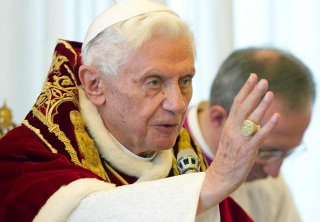 Papa Bento - Oração do Papa Bento XVI - Nossa Senhora Aparecida