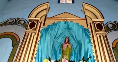 Santa Catarina altar - Oração de Santa Catarina