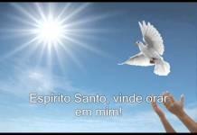 Oração Vinde Espírito Santo