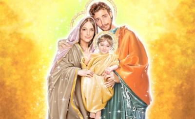 sagrada familia luis renato do nascimento - Oração à Sagrada Família