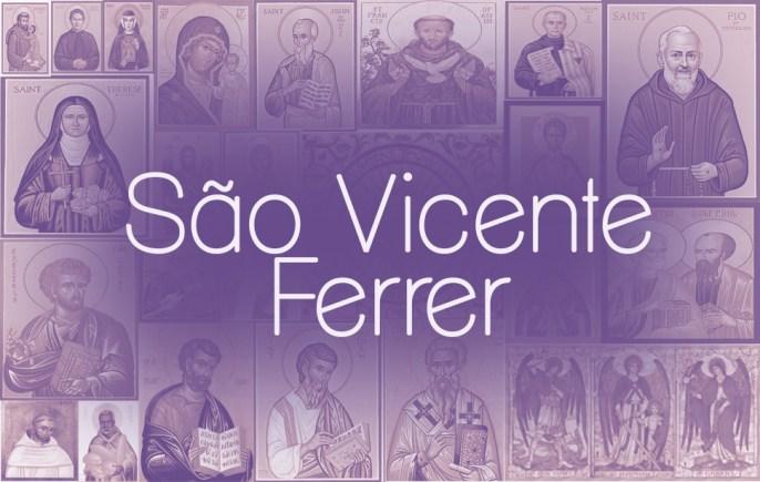 Oração de São Vicente Ferrer
