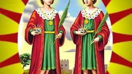 Oração de São Cosme e Damião para pedir benção e proteção