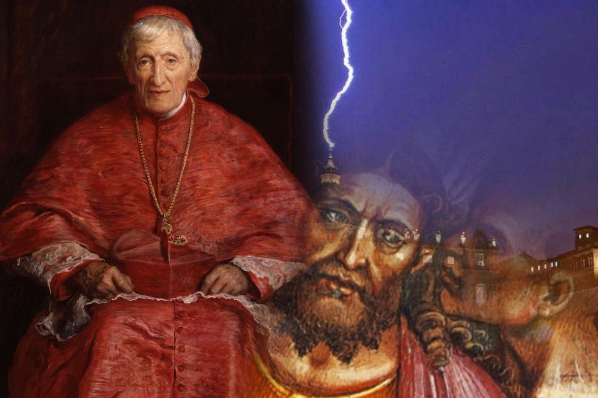 L'ombra dell'Anticristo sul mondo. Una profetica omelia del beato card. Newman