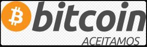 aceitamos bitcoin e outras cripto moedas