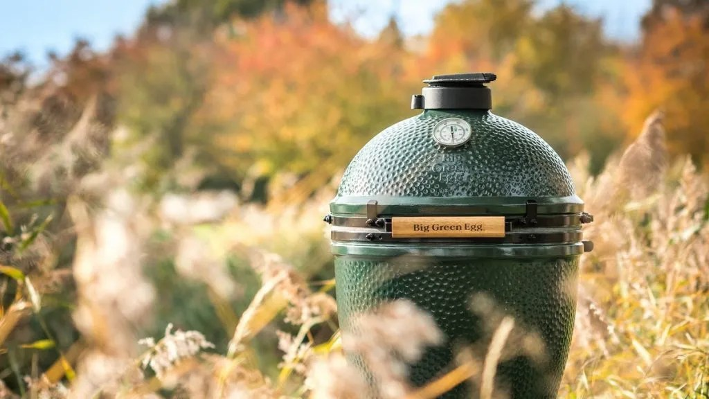 1 Gratar Ceramic Big Green Egg