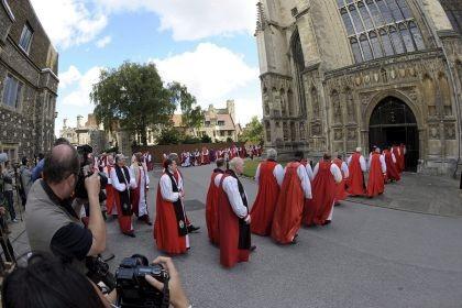 chiesa anglicana, donne vescovo, welby, canterbury