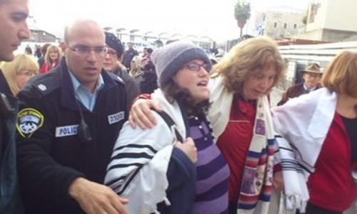 ebraismo, donne, muro del pianto, gerusalemme, haredim, preghiera, uomini