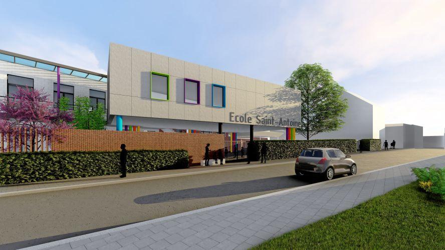 Ecole La Louvière