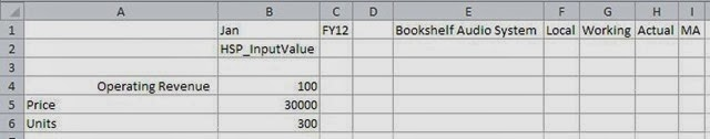 excel values new
