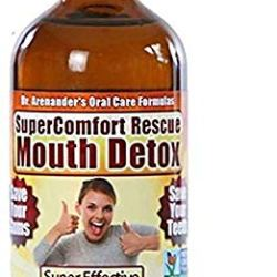 SuperComfort Rescue Mouth Detox