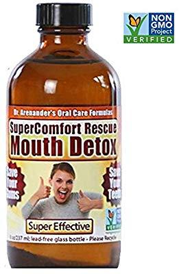 SuperComfort Rescue Mouth Detox