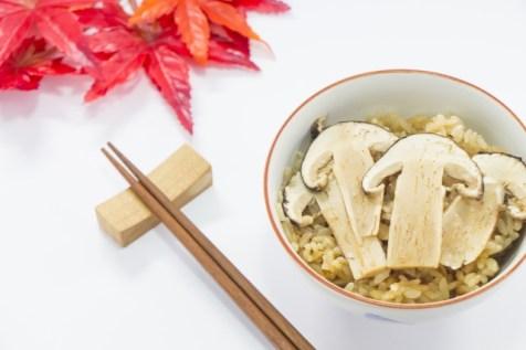 松茸の栄養
