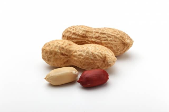 犬 ピーナッツ 落花生 食べる 与える 生 茹でる カロリー