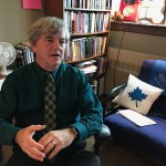Terry McDaniel, ISU Professor